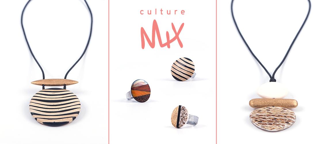 Culture Mix sieraden en oorclips